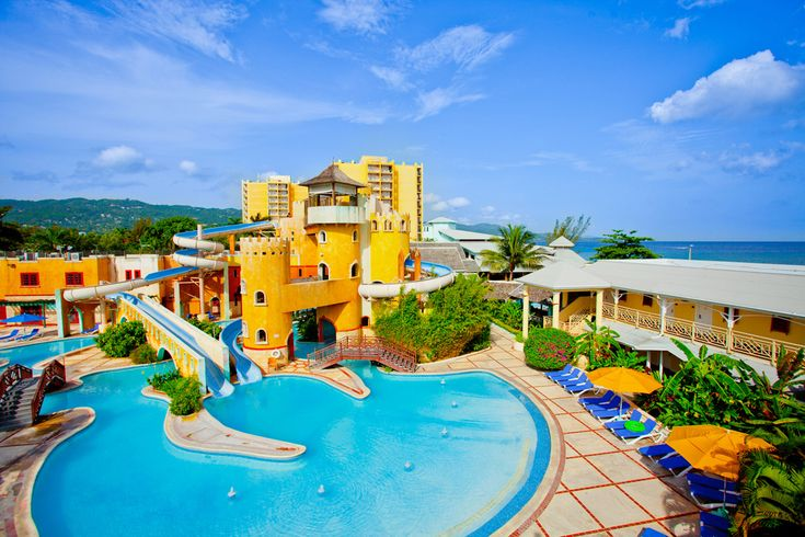 Sunset Beach Resort Jamaica Awesome Water Park Resorts