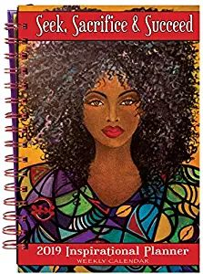 Amazon ❤ Shades of Color suchen, opfern, erfolgreich sein 2019 Weekly Inspirational Pl … – African-American Museum