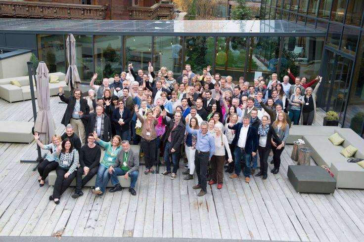 BIOHOTELIERS bei der diesjährigen Generalversammlung des Vereines .