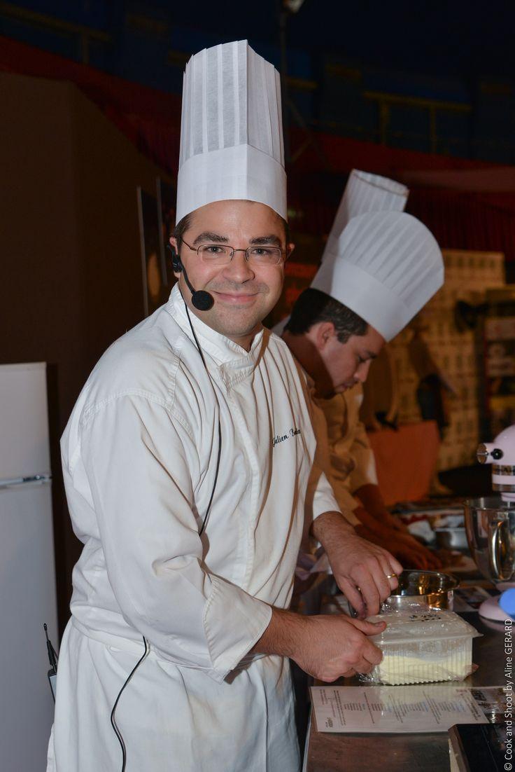 Happy Chef! Σεμινάριο Γαλλικής Ζαχαροπλαστικής, Julien Beaulieu 1-12-2014, Hotel Sofitel Athens Airport,