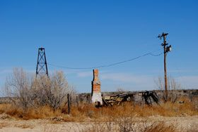 2015/06/15 Dryden, Texas - Dying Along the Railroad