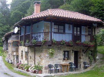 17 best images about alojamiento alquiler integro on - Casa tradicional asturiana ...