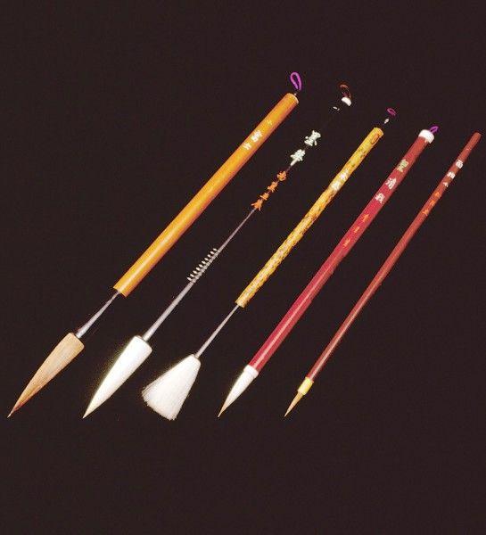 熊野筆 | 伝統的工芸品 | 伝統工芸 青山スクエア