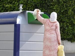 La collecte des déchets se fera le soir !!! • Hellocoton.fr