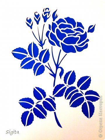 Схемы брала у http://stranamasterov.ru/user/22101. Спасибо, kimiburan!  Когда зашла СМ создать новую запись блоге, удивилась - кто - то еще вставил сюда розу из этой серии!!!  фото 1
