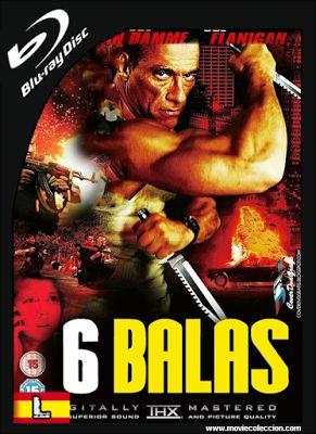 6 Balas 2012 BRrip Latino ~ Movie Coleccion