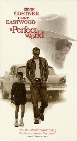 A Perfect World -- Netflix DVD - a favorite from 1993 reviewed. Maybe my favorite Eastwood directed film, not seen in many years and never on a large screen. Costner at his very young handsome best, playing a prison escapee who is both deadly and kind. If you've never seen it, add it to your list.