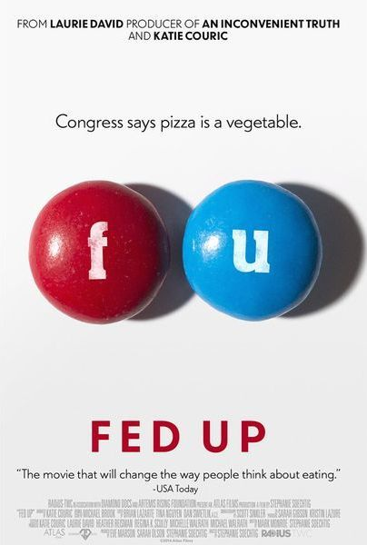 "Released in summer 2014, the documentary Fed Up looks at sugar and its impact on the current obesity epidemic. We're not only talking about ""junk food"" sugar here, we're also talking about the added sugar that is found in 80% of food items in grocery stores --> yikes!  Could sugar be the reason for the obesity epidemic? Click to read more and decide for yourself!"