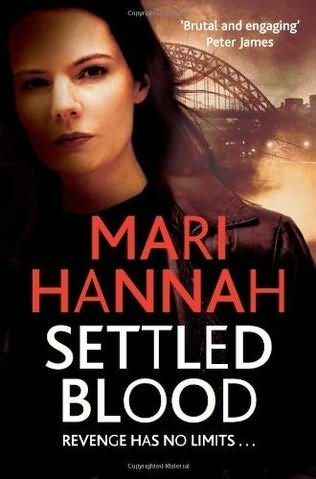 book cover of     Settled Blood     by    Mari Hannah
