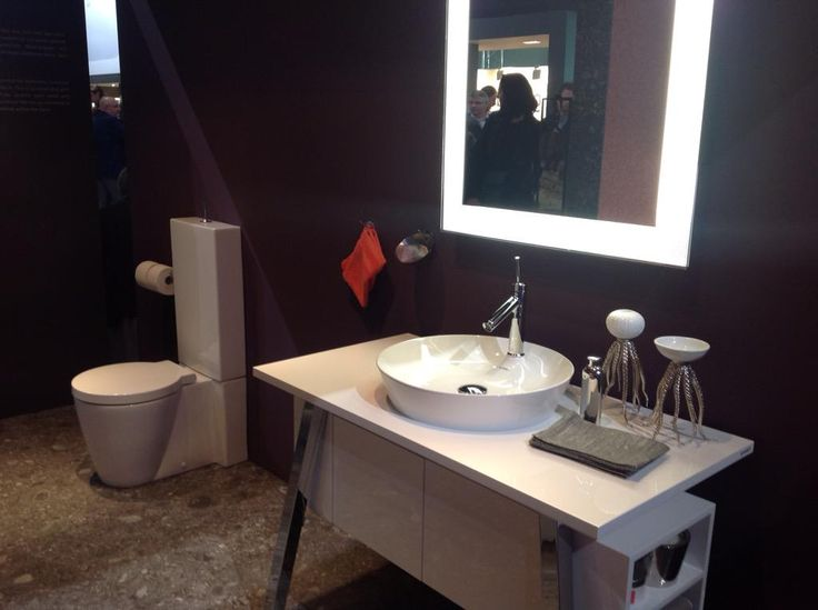 @Duravit reveals Cape Cod, designed by Philippe Starck, at #ISH15