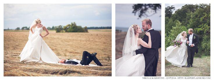 Beautiful couple and beautiful wedding.