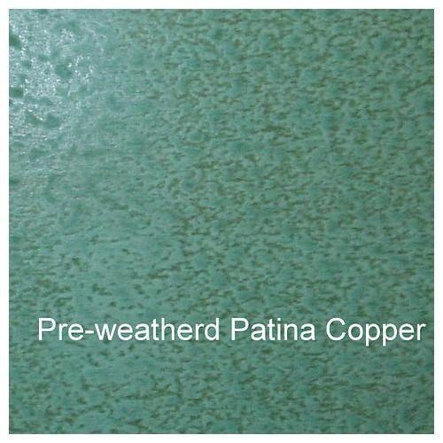 Weathered Green Copper Sheet   Copper sheets, Copper ...
