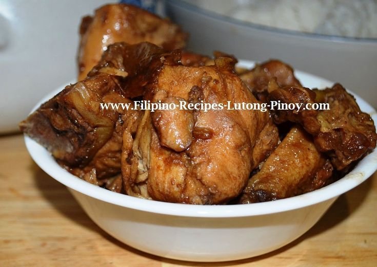 how to cook chicken adobo pinoy style