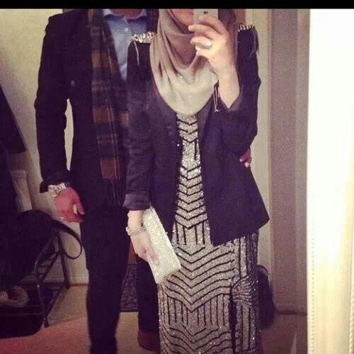 I Muslim couple
