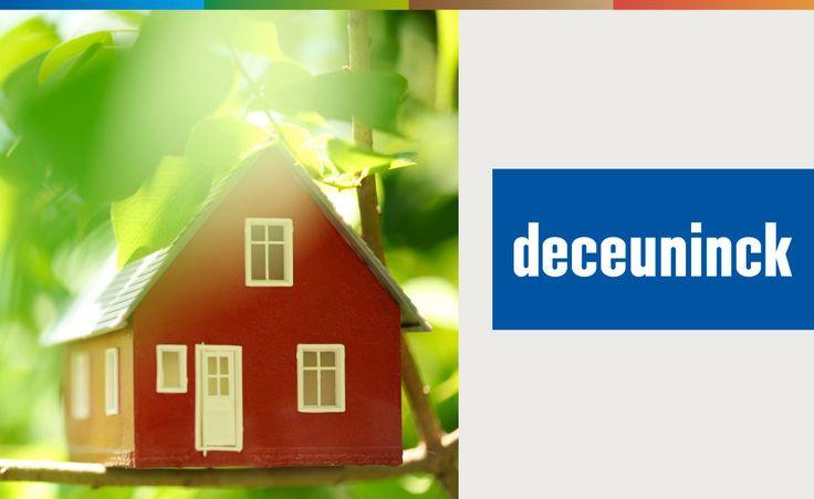 La casa passiva perfetta: efficienza energetica e tendenze in materia di forma e decorazione. #Deceunick #efficienza #energetica #casa #passiva #ecologia #ideale #porte #finestre #PVC