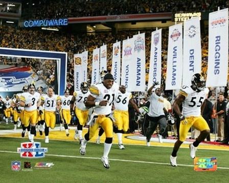 PITTSBURGH STEELERS~Super Bowl XL