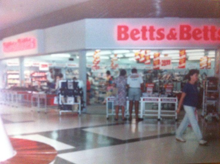 #karrinyups40thbirthday Betts shop front at Karrinyup