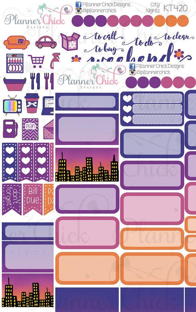 City Nights Mini Kit (Set of 2)