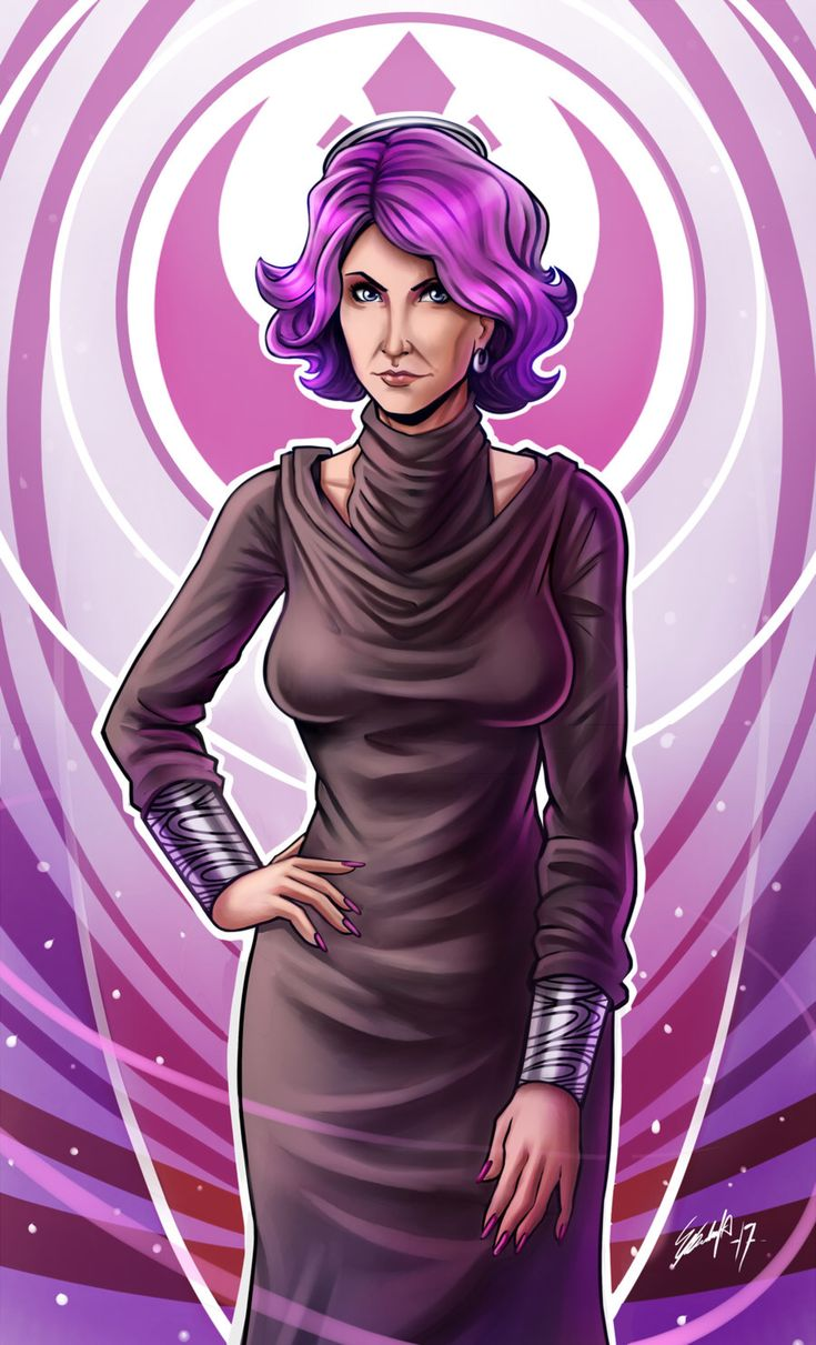 Amilyn Holdo by EdgarSandoval on @DeviantArt