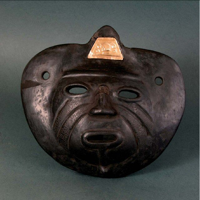 ceramica negra tiwanaku