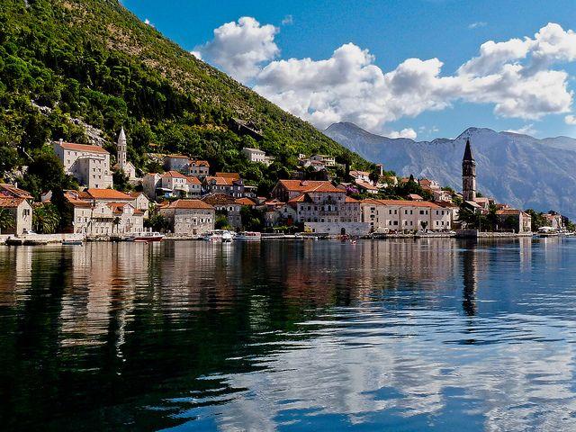 Perast (Montenegro - Kotor Bay) by stastie, via Flickr