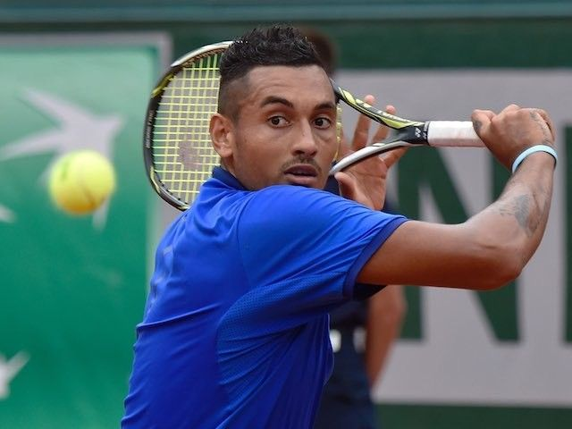 Result: Nick Kyrgios clinches fiery five-set Wimbledon win over Dustin Brown