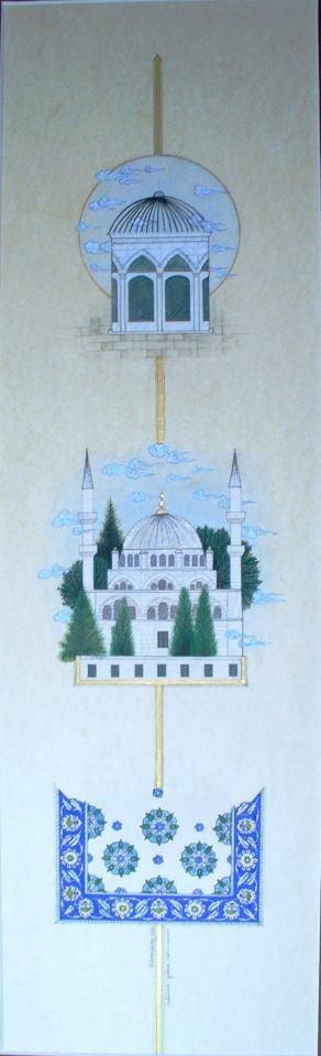 miniture style oneA ottoman 11