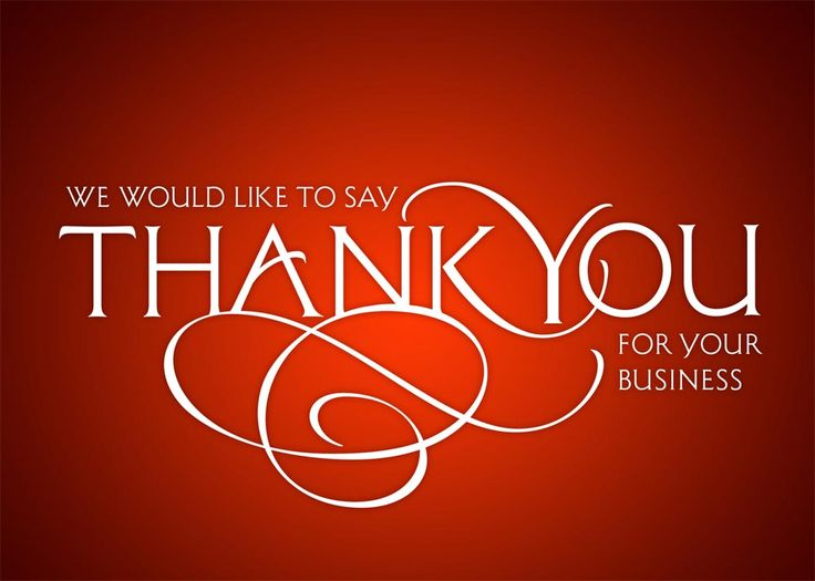 Best Thank You Images On Pinterest Card Patterns Thank You - Business thank you cards templates