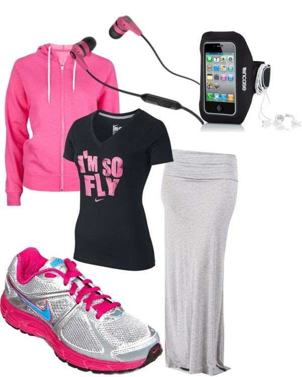 """gotta run!"" by holiness-preachers-wife ❤ liked on Polyvore"