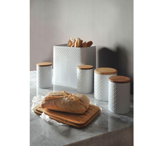 buy typhoon imprima set of 3 storage jars at argos co uk visit de 57 b  sta my kitchen vision    bilderna p   pinterest  rh   pinterest se
