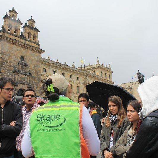 Visita Bogotá nosotros te guiamos de forma sorprendente