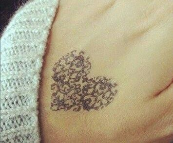 would love this on my neck
