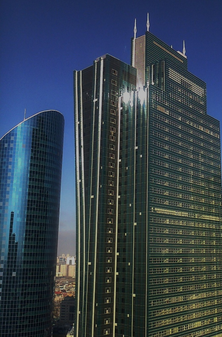 Cityscapes   LESS BLATHER, MORE BITE  city of Astana, Kazakhstan