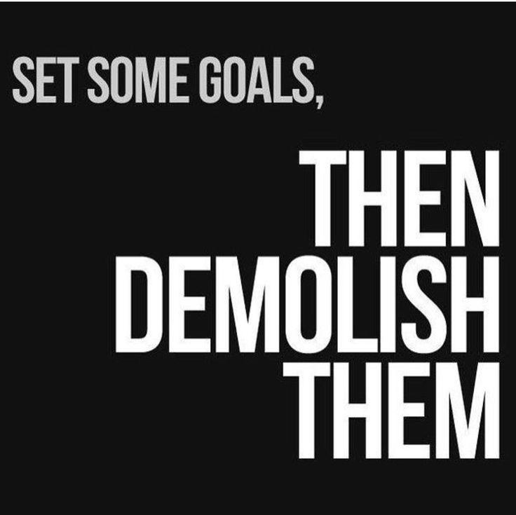 Accomplish something new. Everyday.