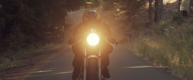 The Build is an interactive film exploring the world of custom motorcycle making through the stories of three independent builders in Portland, OR.