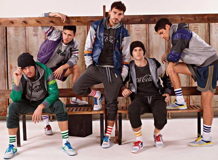 D)Gabbana Gym, Fallwinter 20122013, 2012 Gym, 20122013 Lookbook, Menswear Fallwinter, Gym Menswear, Gabbana Fall Winter, Gym Lookbook, 20122013 Campaigns