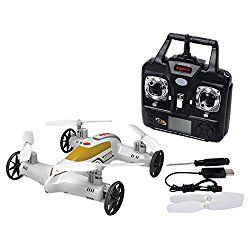 http://drones-direct.uk/syma-x9s-4ch-rc-plane-remote-control-car-quadcopter-drone-land-sky  - Syma X9S 4CH RC Plane Remote Control Car Quadcopter Drone Land Sky Helicopter - The Perfect Gift For Your Children.