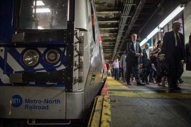 Metro-North Railroad Train Problems