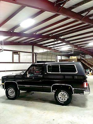 1990 Chevrolet Blazer K-5