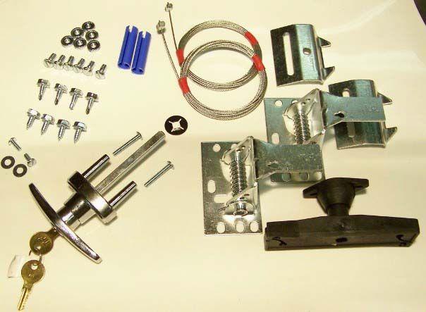 How to Choose Modern Garage Door Lock Kit