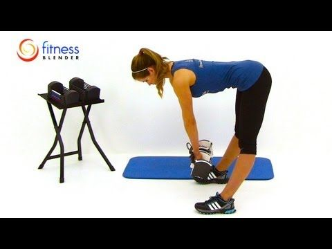 Toned  Curvy Body Workout - Dumbbell Exercises to Get Curves when you are Naturally Slender - http://www.thehowto.info/toned-curvy-body-workout-dumbbell-exercises-to-get-curves-when-you-are-naturally-slender/