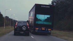 "Samsung ""The Safety Truck"""