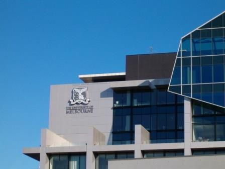 The  University of Melbourne aims to increase substantially the provision of accommodation for its students following its purchase of the former Salvation Army Training College in Royal Parade, Parkville.