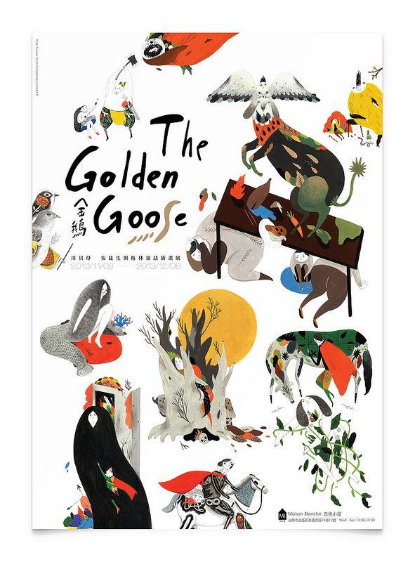 The Golden Goose - Inca Pan Exhibition