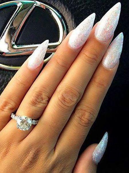 30 freche Stiletto-Nägel, die Sie kopieren möchten – nails