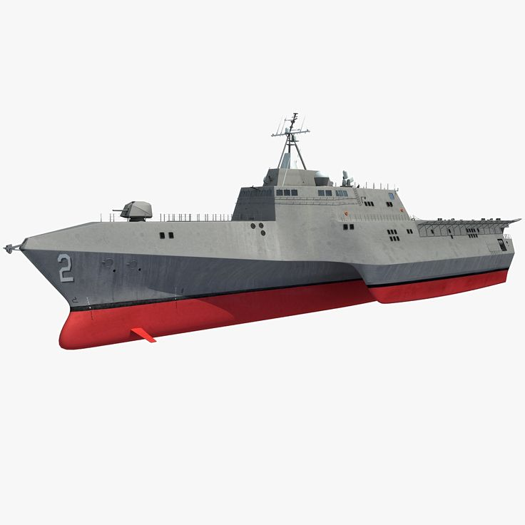 Uss Independence Lcs 2 Lcs 3D Model - 3D Model