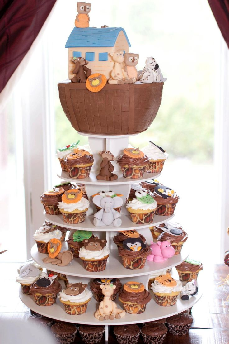 Joan of Arc Themed Round Cupcake Tower Display: http://www.thesmartbaker.com/products/5-Tier-Round-Cupcake-Tower.html