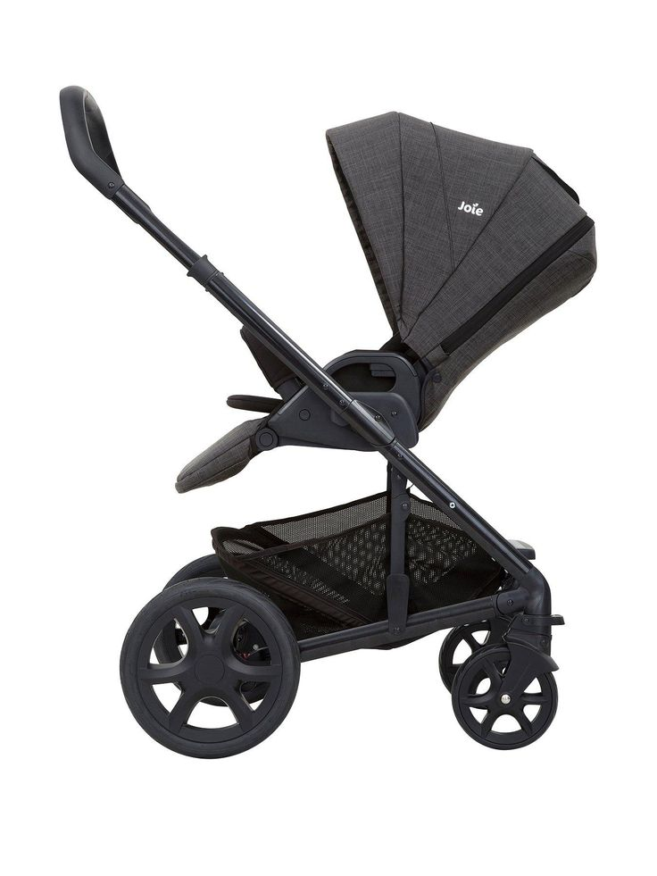 £399 Joie Chrome DLX Pushchair and Carrycot and car seat  Which: 78% The Best Buy Joie Chrome DLX is a good all-round pushchair that's simple to use and has a comfy padded seat. It easily folds to a compact size and has a large shopping basket, plus it's travel-system compatible. There's a lot to like.   https://www.which.co.uk/reviews/pushchairs/joie-chrome-dlx/review#