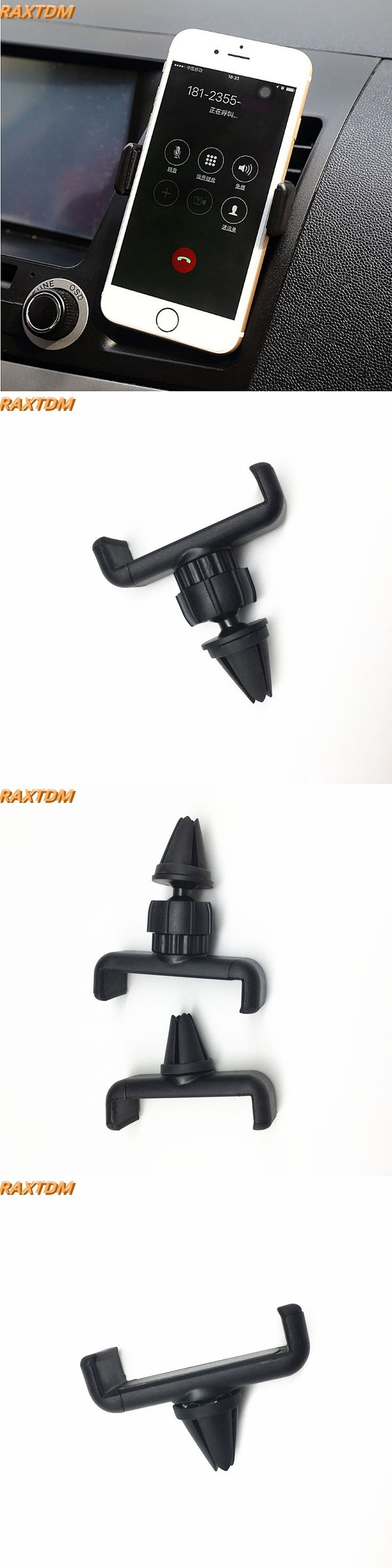 Car Outlet Universal Phone Holder For BMW Mini Cooper Clubman countryman R56 R57 R58 R60 R61