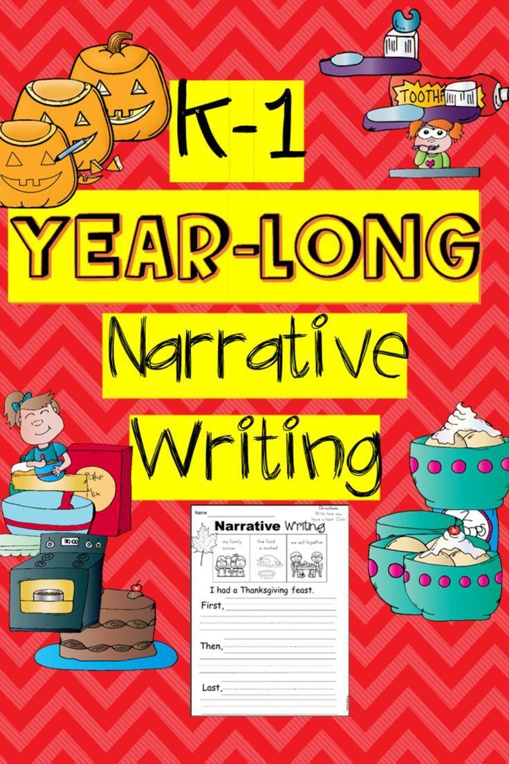 K 1 Narrative Writing Worksheets Kindermomma Com Narrative Writing Writing Worksheets Narrative Writing Kindergarten [ 1104 x 736 Pixel ]